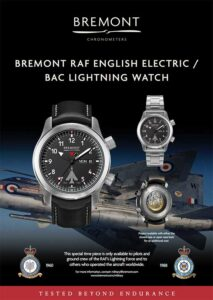 in association with Bremont watches